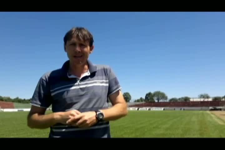 Técnico do Passo Fundo Ricardo Attolini fala sobre 2013