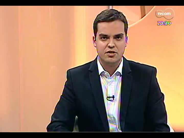 TVCOM 20 Horas - 27/12/12 - Bloco 3 - Os desafios de segurança pública para os municípios
