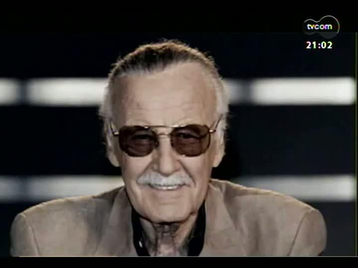 TVCOM Tudo Mais - Mestre dos quadrinhos Stan Lee faz 90 anos