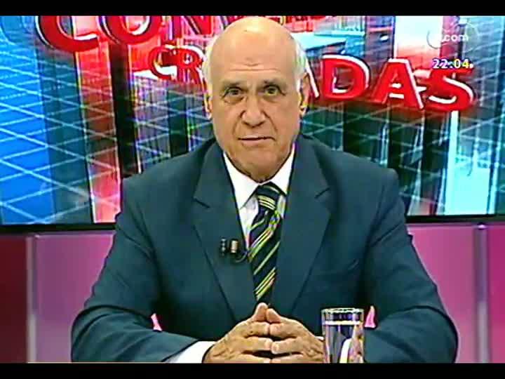 Conversas Cruzadas - Renovação dos contratos das concessionárias de pedágios: expectativa de serviço mais qualificado - Bloco 1 - 22/01/2013