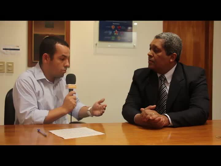 Especialista em Mobilidade, Luiz Afonso Sena. 05/03/2013