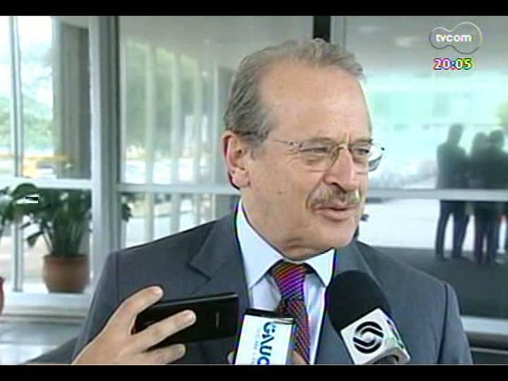 TVCOM 20 Horas - Carvão mineral volta a ser incluído nos leilões de energia - Bloco 1 - 19/03/2013