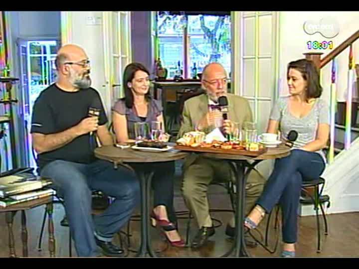 Café TVCOM - Discussão sobre manifestações contra aumento da passagem - Bloco 1 - 06/04/2013