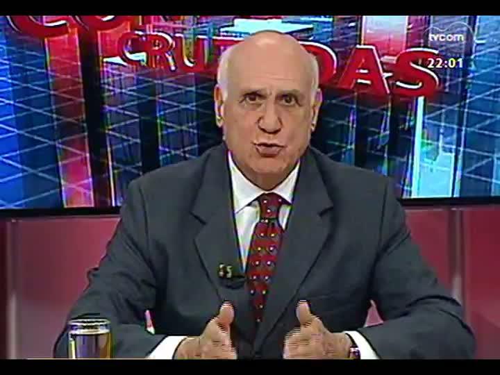 Conversas Cruzadas - Quais as alternativas para reduzir a tarifa de ônibus em Porto Alegre? - Bloco 1 - 22/04/2013