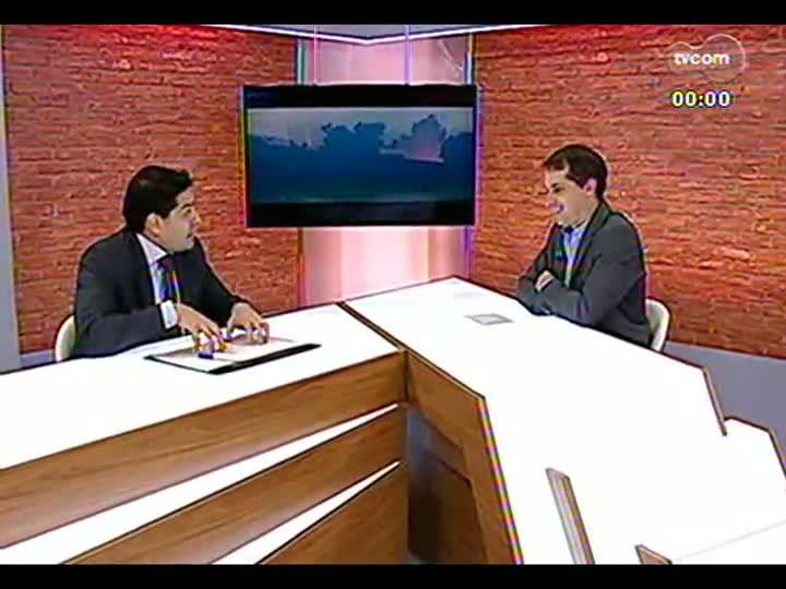 Mãos e Mentes - Diretor regional da IBM, Luís Toledo - Bloco 3 - 09/05/2013