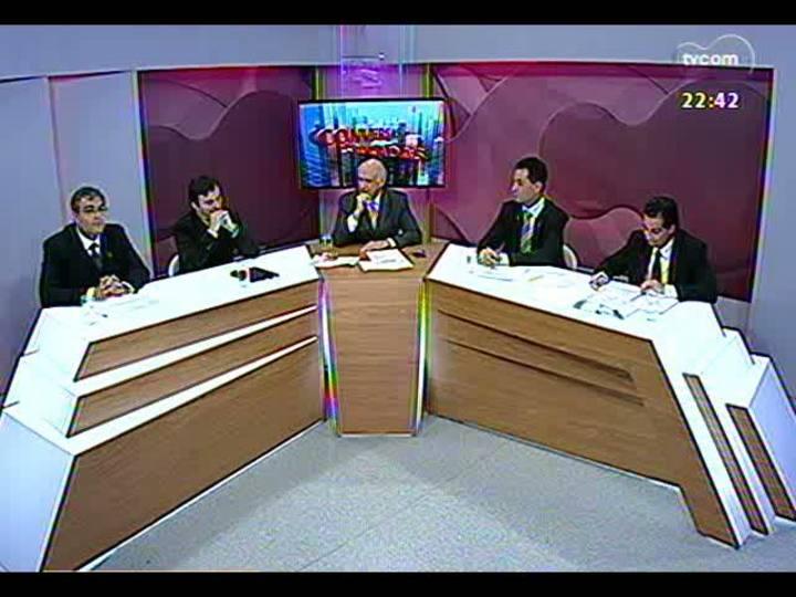 Conversas Cruzadas - Debate sobre o déficit de vagas no semiaberto que traz como alternativa o sistema de prisão domiciliar - Bloco 2 - 27/05/2013