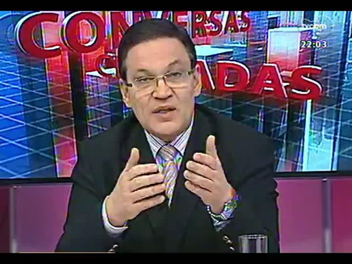 Conversas Cruzadas - Representantes das juventudes de PT, PSDB, PDT e PSTU avaliam os protestos pelo país - Bloco 1 - 21/06/2013