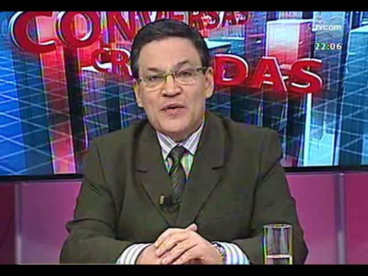 Conversas Cruzadas - Lideranças municipalistas fazem uma leitura da nova realidade do país - Bloco 1 - 26/06/2013