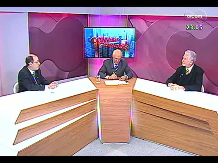 Conversas Cruzadas - Prefeito José Fortunati avalia protestos e fala sobre transporte público, médicos e outros temas - Bloco 4 - 18/07/2013