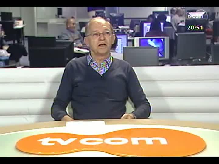 TVCOM Tudo Mais - Gilberto Leal dá dicas de cuidados ao dirigir nesta época do ano
