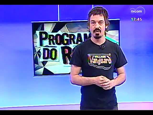 Programa do Roger - Músicos Márcio Philomena e Matheus Nicoaiewsky falam de show Jazz Puro - bloco 1 - 10/09/2013