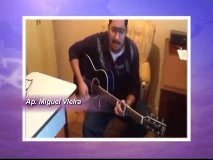 Na Fé - Clipes de música gospel e entrevista com o cantor Jonas Vilar - 15/12/2013 - bloco 3