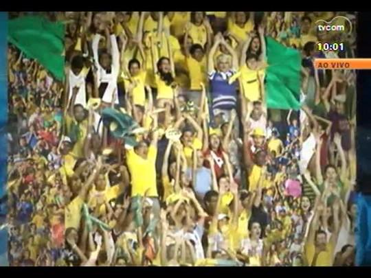 Fanáticos TVCOM - Pré-jogo Austrália X Holanda 18/06/2014 - parte 1