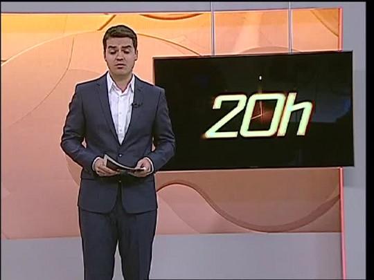 TVCOM 20 Horas - As homenagens em São Paulo e em Porto Alegre às vitimas da tragédia com o avião da TAM em Congonhas - Bloco 3 - 17/07/2014