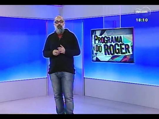 Programa do Roger - Cineclub, dicas de cinema + Projeto Flamenqueira - Bloco 3 - 18/07/2014