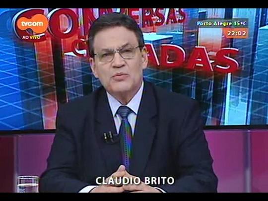 Conversas Cruzadas - Debate sobre racismo, preconceito e injúria racial - Bloco 1 - 01/09/2014