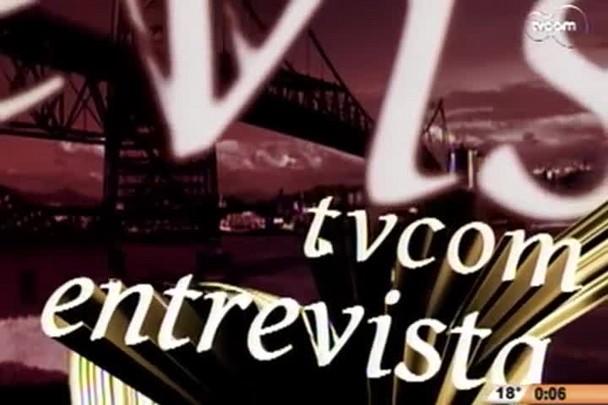 TVCOM Entrevista - Fronteiras do Pensamento: Miguel Nicolelis fala sobre o desafio da ciência - 1º Bloco - 30/08/14