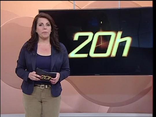TVCOM 20 Horas - Vandalismo em POA gerou R$ 21 milhões de prejuízo no ano passado - Bloco 1 - 23/09/2014