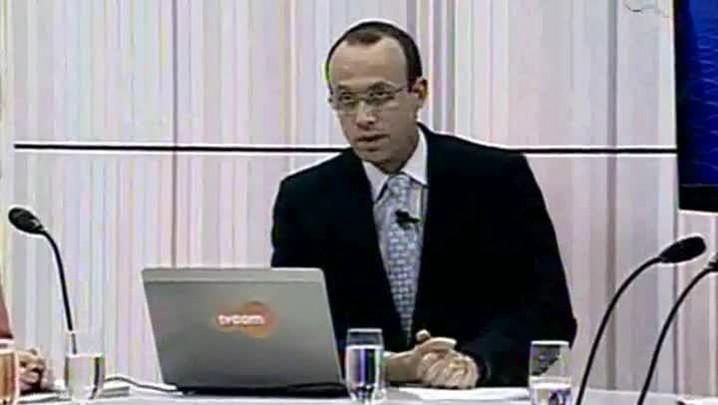 Conversas Cruzadas - Entrevista com Candidato Milton Mendes (PT) - 3ºBloco - 24.09.14