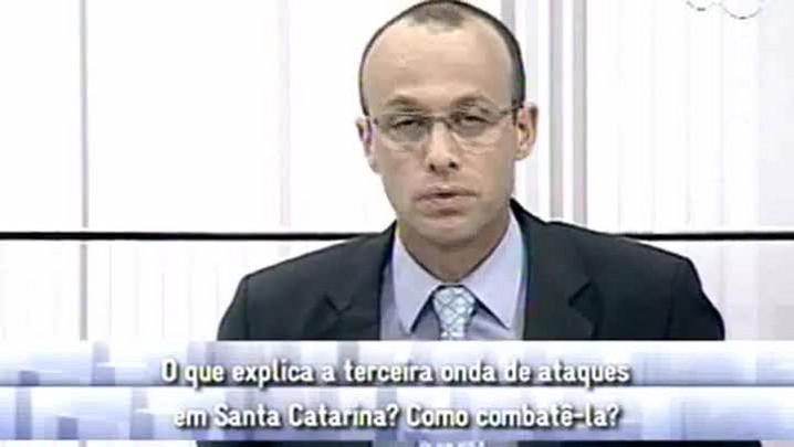 Conversas Cruzadas - A Quarta Onda de Ataques em Florianópolis - 4ºBloco - 01.10.14