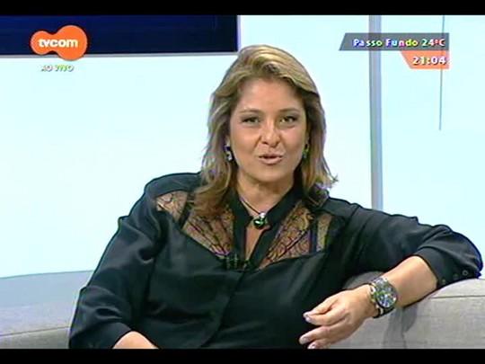 TVCOM Tudo Mais - Rodrigo Lopes fala sobre \'Fronteiras Educação – Diálogos com a Geração Z\'