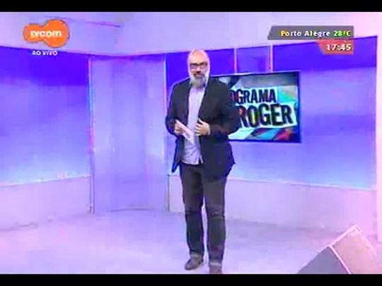 Programa do Roger - Ernesto Fagundes e Trio - Bloco 1 - 03/11/2014