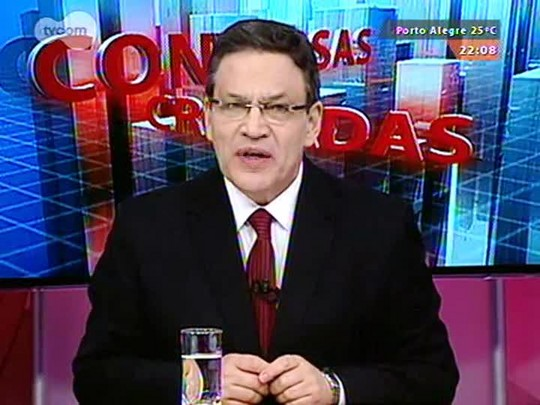 Conversas Cruzadas - Aumenta a expectativa de vida no Brasil: e agora? O que muda? - Bloco 1 - 26/12/2014