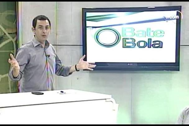 Bate Bola - Noticiário dos clubes - 4ºBloco - 18.01.15