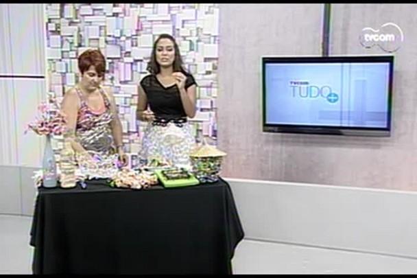 TVCOM Tudo+ - Customize objetos decorativos e deixe tudo com cara de novo - 23.02.15