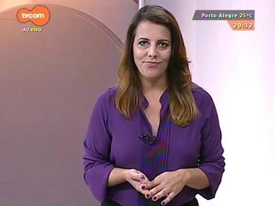 TVCOM 20 Horas - Caminhoneiros se reúnem com governo federal - 10/03/2015