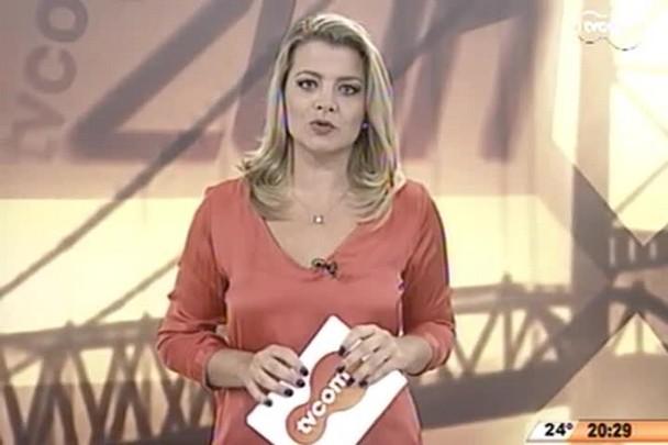 TVCOM 20 Horas - Mudanças no trânsito do Centro de Florianópolis - 13.04.15