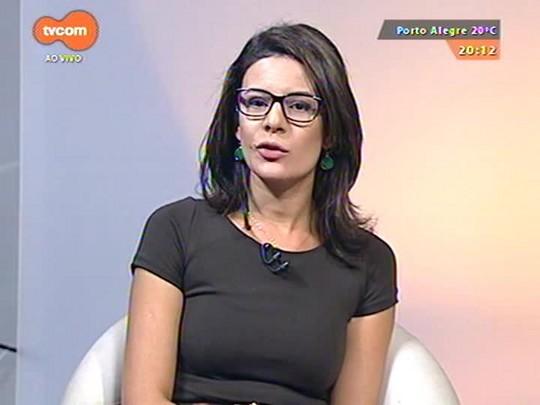 TVCOM 20 Horas - Conselheiro da Agenda 2020 analisa medidas de austeridade do governo Sartori - 28/04/2015