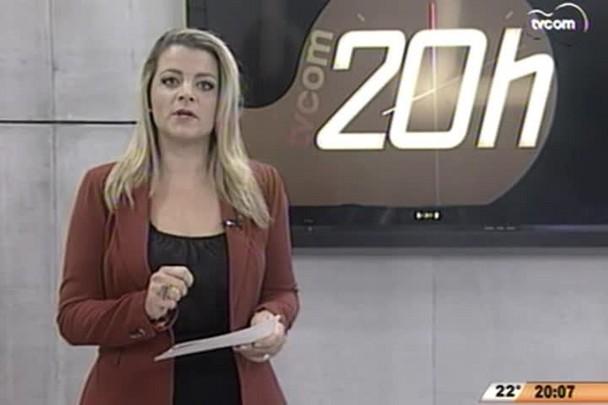 TVCOM 20 Horas - Presidente da SETUF acredita que não haverá paralisação dos motoristas e cobradores - 19.05.15