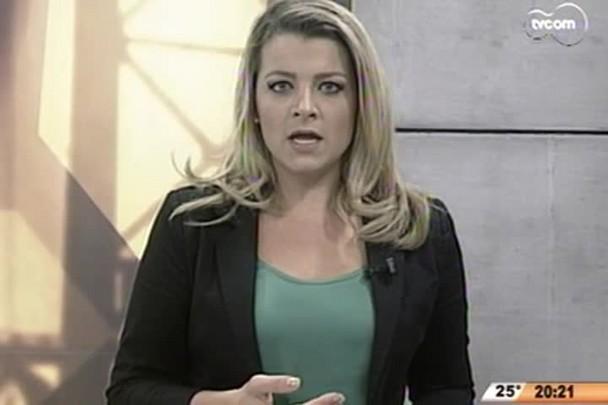 TVCOM 20 Horas - Com salário de R$ 16 mil, 3 médicos nunca frequentaram HU, diz PF de SC - 09.06.15
