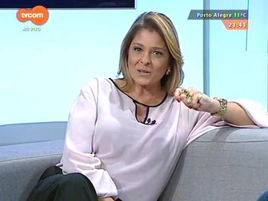 TVCOM Tudo Mais - Dom Pedrito recebe set para filmagem do longa-metragem da diretora gaúcha Cristiane Oliveira