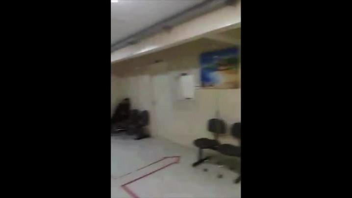 Paciente publica vídeo na internet em protesto contra o PA Leste