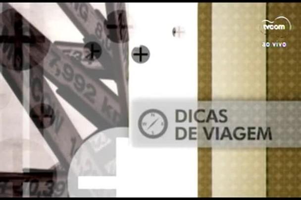 TVCOM Tudo+ - Quadro Dicas de Viagem - Roteiro ciclístico pela Serra Catarinense - 12.08.15