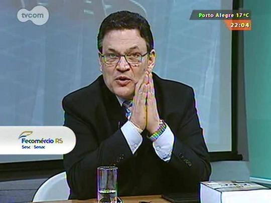 Conversas Cruzadas - Debate sobre o placar da Justiça e o elevado número de processos - Bloco 2 - 18/09/2015
