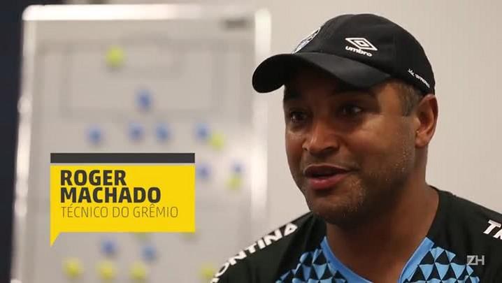 """Roger Machado: \""""Não é só quem vive dentro do campo que entende futebol\"""""""
