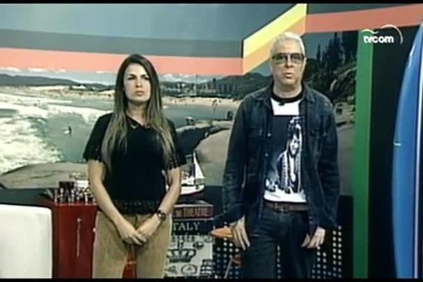 TVCOM De Tudo um Pouco. 1º Bloco. 25.10.15