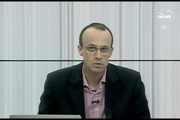 TVCOM Conversas Cruzadas. 1º Bloco. 13.11.15