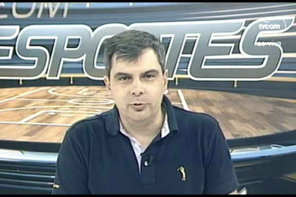 TVCOM Esportes. 3º Bloco. 17.11.15
