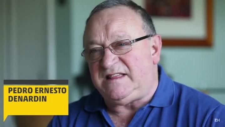Pedro Ernesto Denardin relembra narrações marcantes