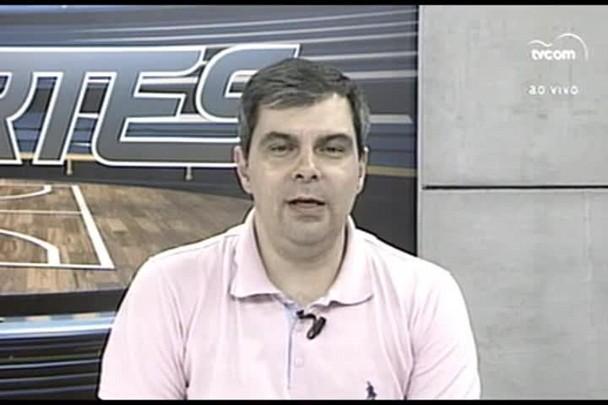 TVCOM Esportes. 4º Bloco. 11.12.15