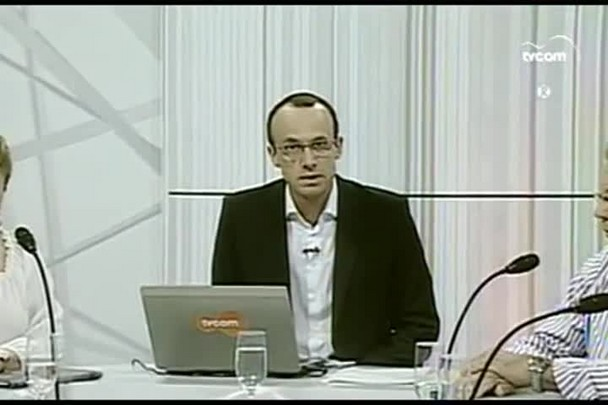 TVCOM Conversas Cruzadas. 2º Bloco. 07.01.16