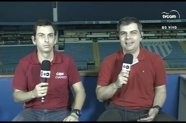 TVCOM Esportes. 1º Bloco. 25.02.16