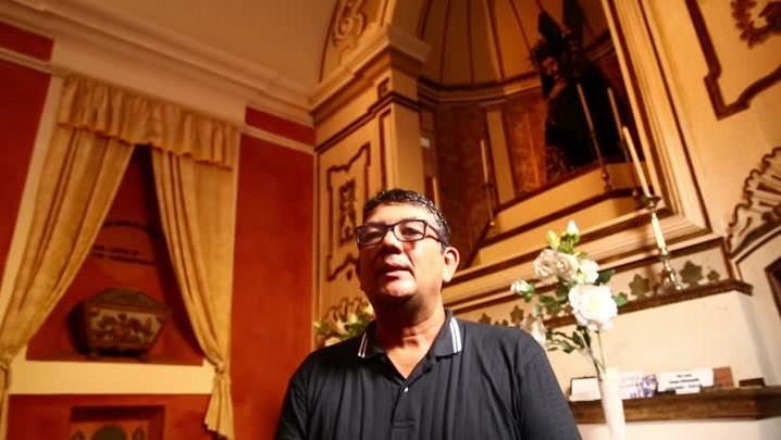 Historiador relata como a imagem chegou a Florianópolis