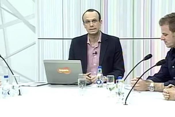 TVCOM Conversas Cruzadas. 2º Bloco. 10.03.16