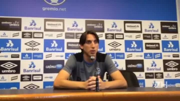 Geromel fala sobre a Seleção Brasileira
