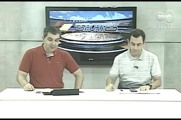 TVCOM Esportes. 1º Bloco. 13.04.16